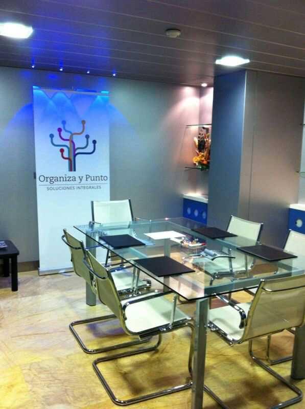 Alquiler de despachos y domiciliacion virtual para profesionales